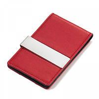 Футляр для кредитных карт с зажимом Colori Confidence