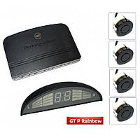 Парктроник GT P Rainbow 4 black (P RB4 Black)