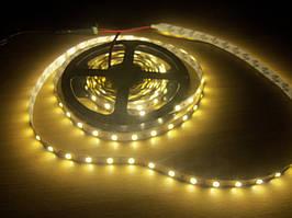 Світлодіодна стрічка SMD 5630 (5730) 60 LED на 1 м теплий білий