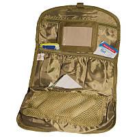 MIL-TEC Полевая сумка для туалетных принадлежностей Койот