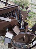 Картофелекопалка транспортерная Ярило PRO (привод от колес, сцепка в комплекте), фото 6