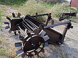 Картофелекопалка транспортерная Ярило PRO (привод от колес, сцепка в комплекте), фото 5