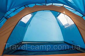 Палатка туристична тримісна Coleman 1014, фото 2