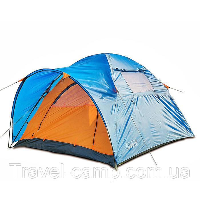 Палатка туристична тримісна Coleman 1014