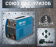 Сварочный аппарат инверторный СОЮЗ САС-97И30Б