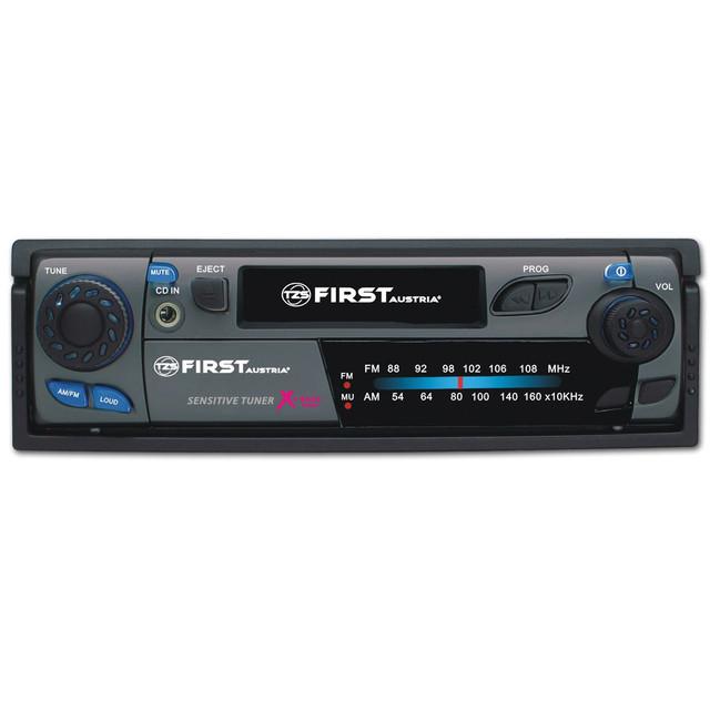 Автомагнитолы с MP3