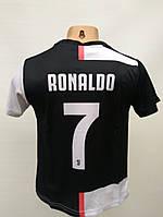 Футбольная форма детская Juventus Ronaldo 7 сезон 2019-20