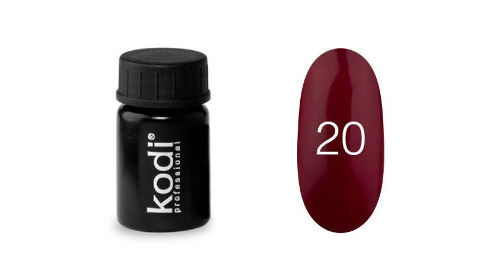 Гель-краска Kodi №20