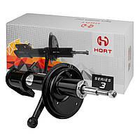 Амортизатор передний (стойка правая разборная) (масляный) HA30118   (HORT)