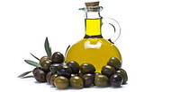 Оливковое масло (Украина)-50 мл нерафинированное