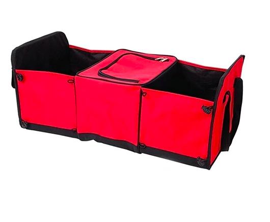 Сумка холодильник для авто (красная)