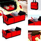 Сумка холодильник для авто (красная), фото 2