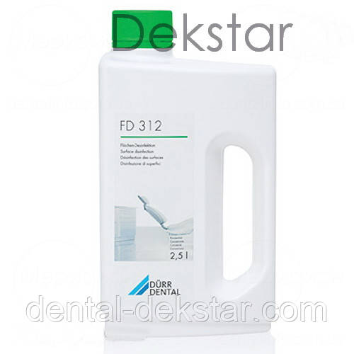 FD 312 - дезінфекція поверхонь(концентрат 2,5 л)