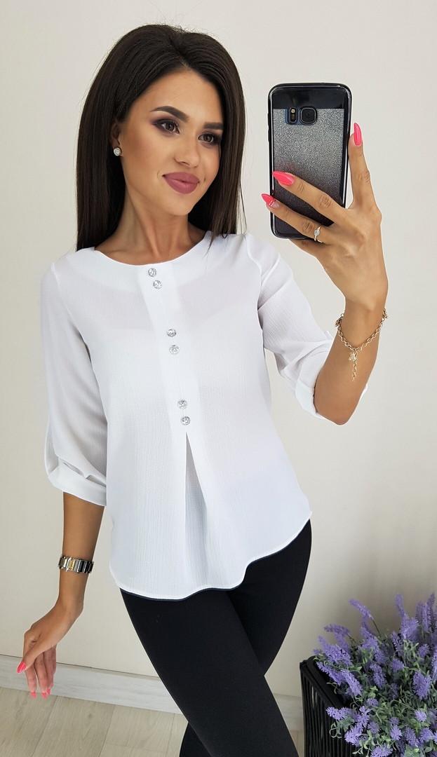 Красивая женская блуза 44, 46, 48
