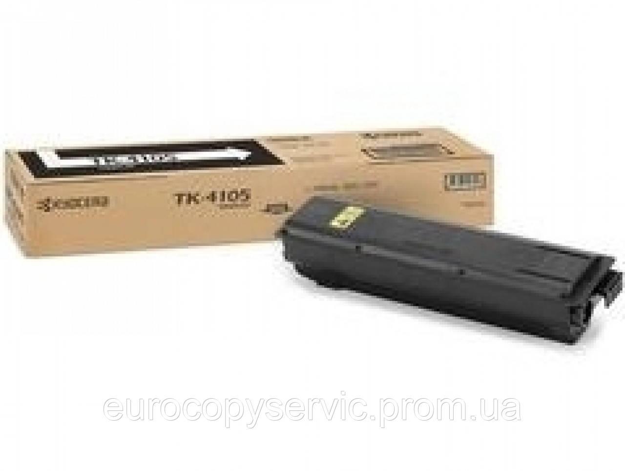 Туба с тонером Kyoсera Mita TK-4105 для TASKalfa 1801/2200/2201 15000 копій Black (1T02NG0NL0)