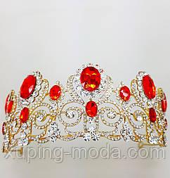 Нарядная бижутерия. Царские короны, недорогая бижутерия оптом