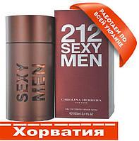 Carolina Herrera 212 Sexy Men  Хорватия Люкс копия АА++ 212 Секси Мен от Каролины Херреры