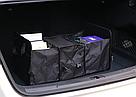 Сумка холодильник для авто (черная), фото 4