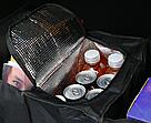 Сумка холодильник для авто (черная), фото 3
