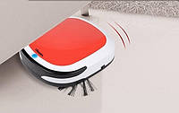 Беспроводной Робот пылесос iCleaner 3D16001 6 в 1 красный Оригинал