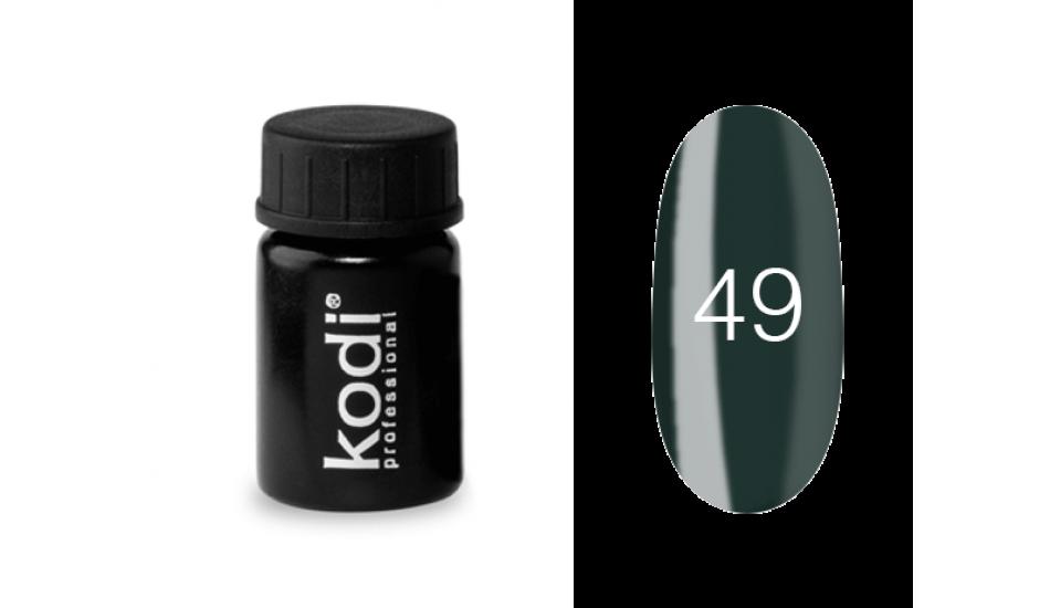 Гель-краска Kodi №49