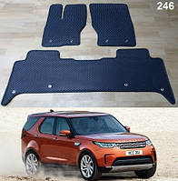 Килимки ЄВА в салон Land Rover Discovery 5 '17-
