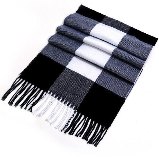 Чоловічий шарф. Модель 18241