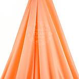 Лоскут поплина однотонный, цвет ярко персиковый №-1570, фото 2