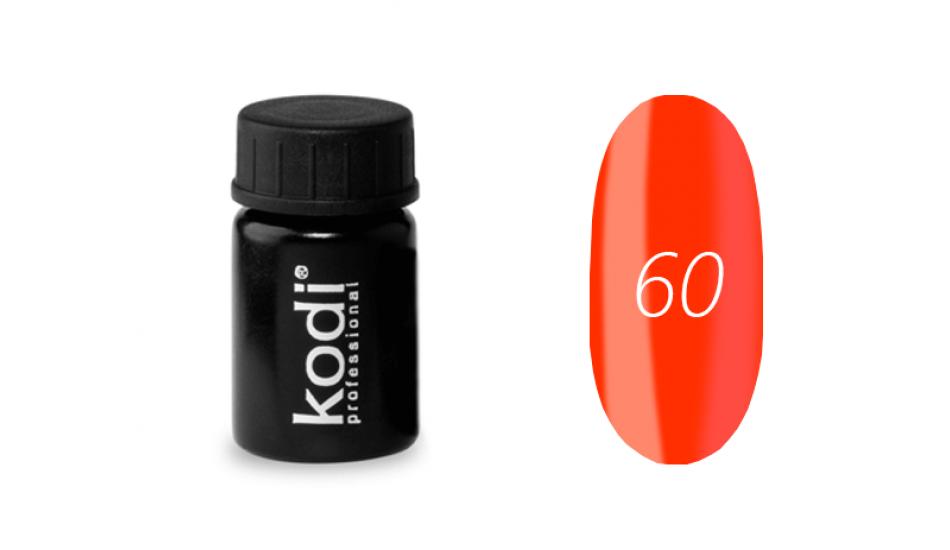 Гель-краска Kodi №60