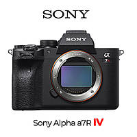 Камера Sony Alpha a7R IV Mirrorless Digital Camera (Body Only)(ILCE7RM4/B)
