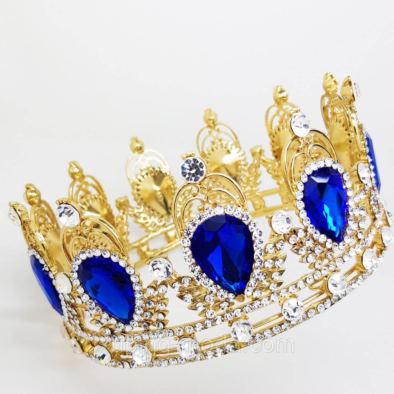 Круглые короны, короны для принцесс, короны для мисс