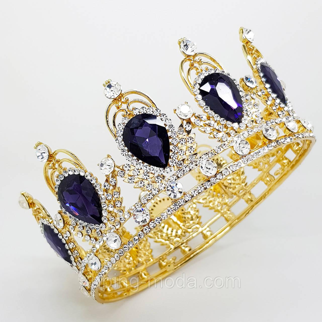 Свадебные аксессуары оптом, Свадебная корона, диадема