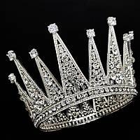 Красивые короны, королевская корона, тиара недорого