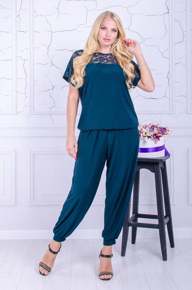 Ультрамодный женский костюм Алсу 6 цветов (52-66)