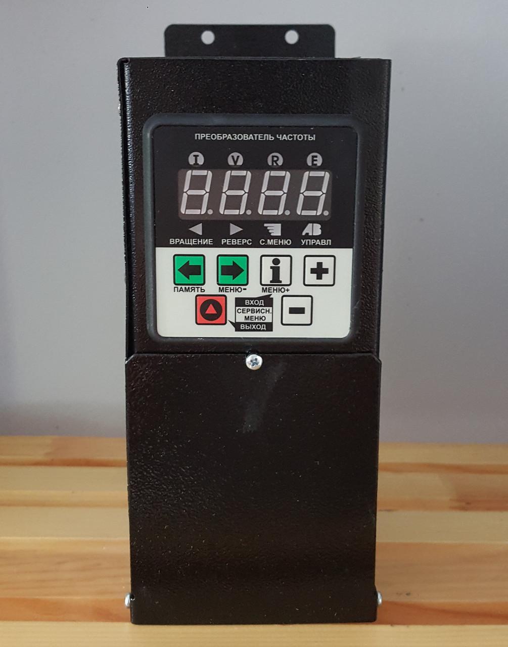 Частотный преобразователь (инвертор) CMF210 - 1,5 кВт ПО 5-00 Векторный