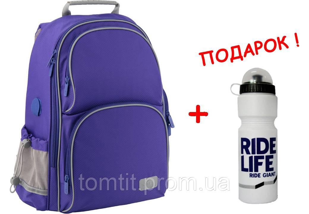 "Рюкзак школьный Smart K19-702M-3 (синий), ТМ ""Kite"""