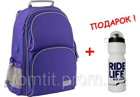 """Рюкзак школьный Smart K19-702M-3 (синий), ТМ """"Kite"""", фото 2"""