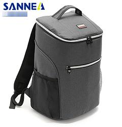 Терморюкзак сумка холодильник (черный)