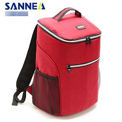 Терморюкзак сумка холодильник (красный)