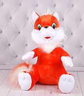 Мягкая игрушка лиса Алиса, фото 1