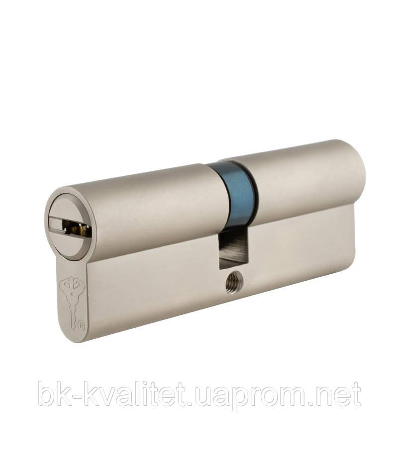 Цилиндр замка MUL-T-LOCK INTEGRATOR CAM30 5 KEY ключ/ключ, цвет никель-сатин