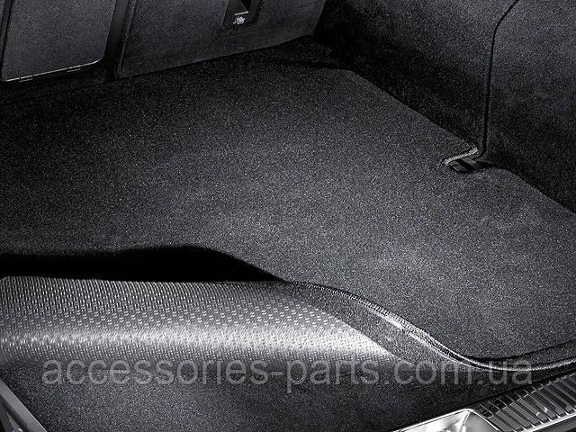 Коврик багажника двухсторонний Mercedes W213 E-Class Новый Оригинальный