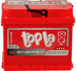 Автомобильный аккумулятор Topla Energy 54502 6СТ-45