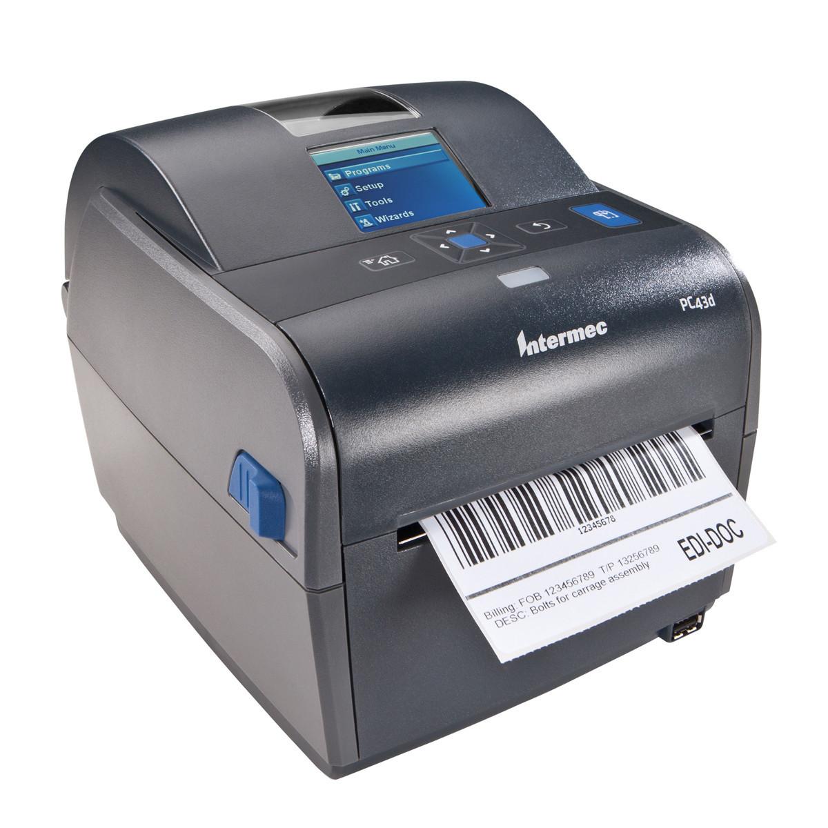Принтер этикеток Intermec PC43d Honeywell USB