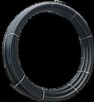 Труба ПЭ техническая 110х6,6мм 8 бар SDR17 бухта 100м