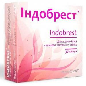 Индобрест - (30капс.,Украина)