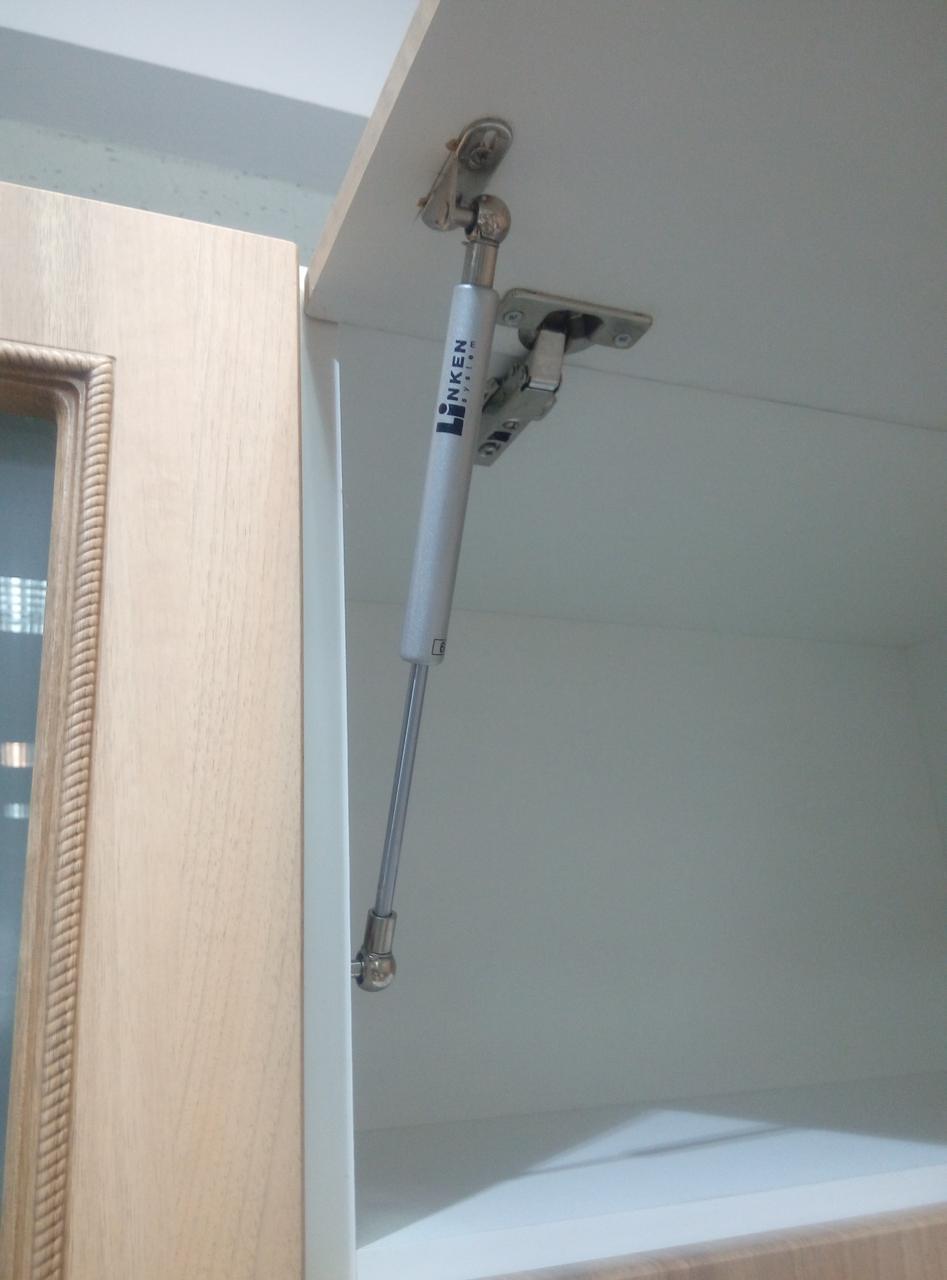 Підйомник (ліфт) газовий сталеві наконечники LINKEN SYSTEM