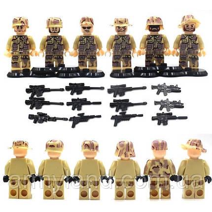Отряд Коммандос SWAT военный конструктор, фото 2