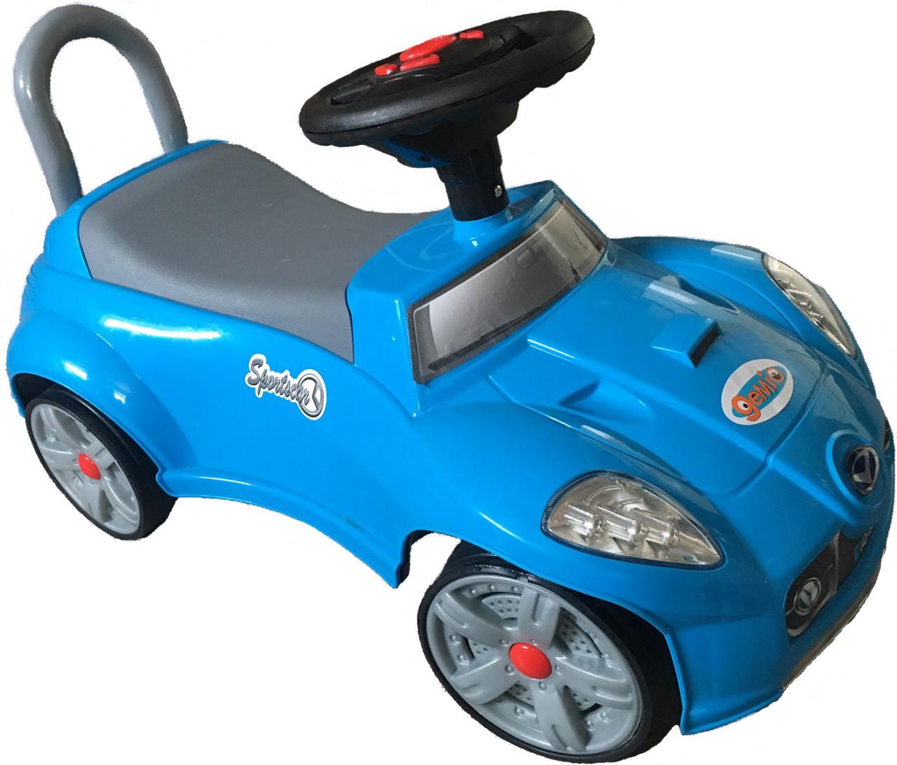 Машинка-каталка Gemio Sportscar HD-3666
