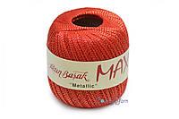 Madame Trikote Maxi Lurex, Красный №2328